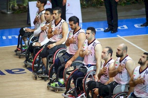 آخرین طلا کاروان به بسکتبال با ویلچر رسید
