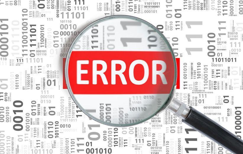 رایج ترین خطاها در اینترنت (و نحوه رفع کردن آن ها)