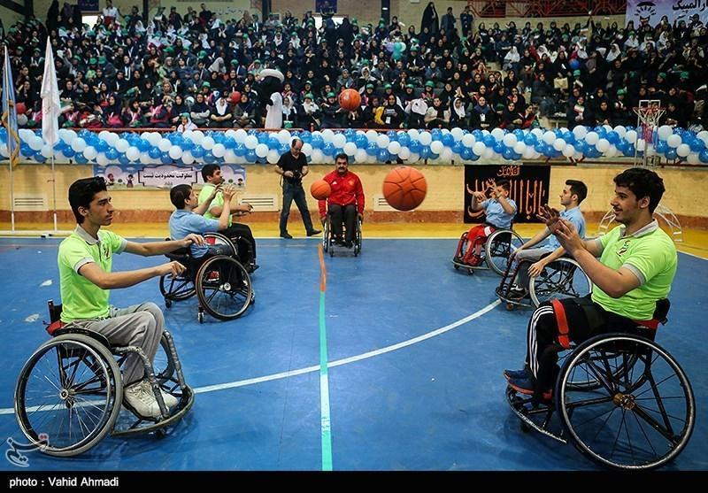 بازتاب برگزاری روز ملی پارالمپیک در سایت IPC
