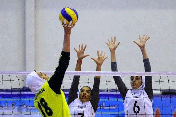 ثبت یک پیروزی و 2 شکست در کارنامه نماینده قم در لیگ بانوان