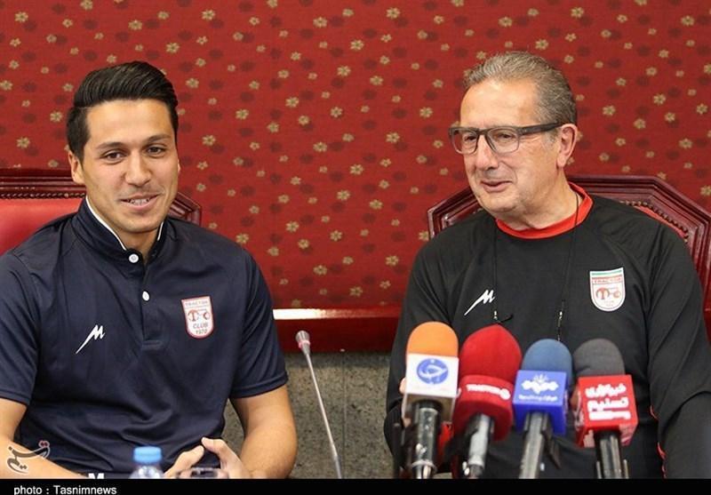 تبریز، جرج لیکنز: خوشحالم بازیکنانم کار اضافی انجام ندادند، هنوز اول کار هستیم