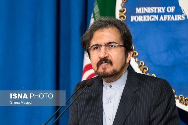 اولین واکنش سخنگوی وزارت امور خارجه به استعفای ظریف
