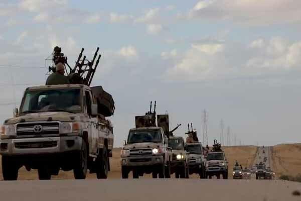 18 هزار آواره به دنبال تشدید درگیری ها در لیبی