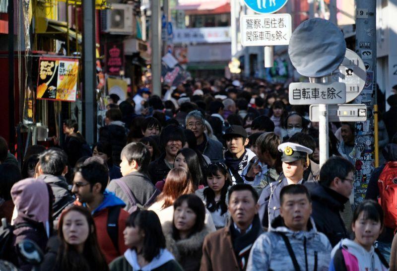 ژاپنی ها تعطیلات را دوست ندارند