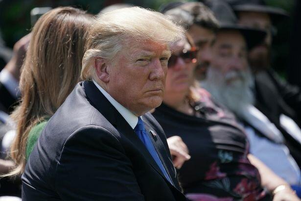 ترامپ: مولر نباید در کنگره شهادت دهد