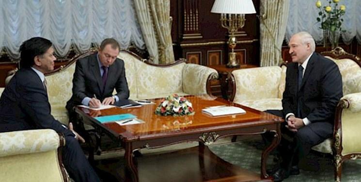 احیای مذاکرات نفتی بلاروس و قزاقستان