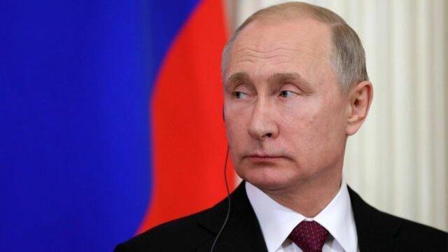 پوتین: با سیاست های آمریکا در قبال ایران مخالفیم