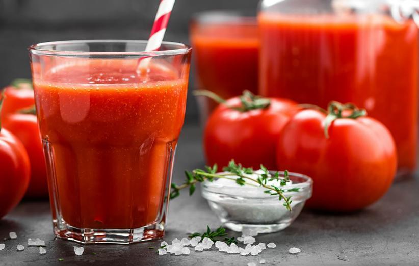 آیا آب گوجه فرنگی فشار خون را پایین می آورد؟