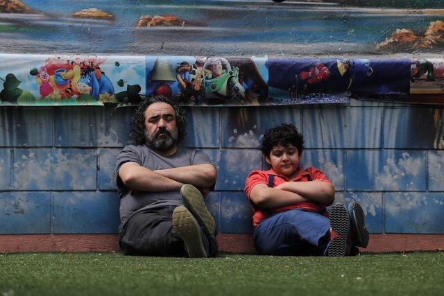 اکران مردمی تپلی و من در سینما آزادی