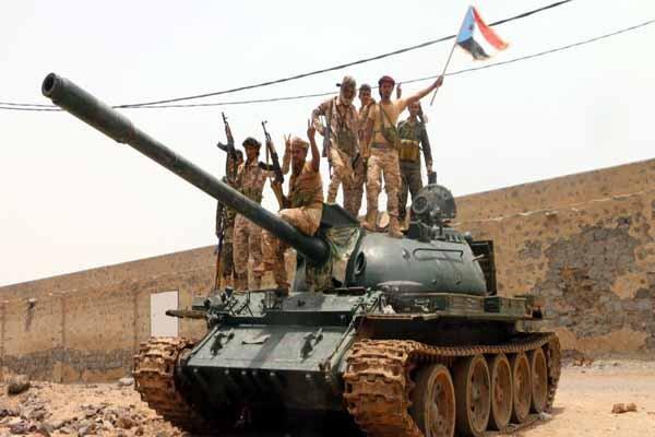 نقشه مناطق تحت کنترل گروهها در یمن، شریکی که سر شریک خود را بُرید
