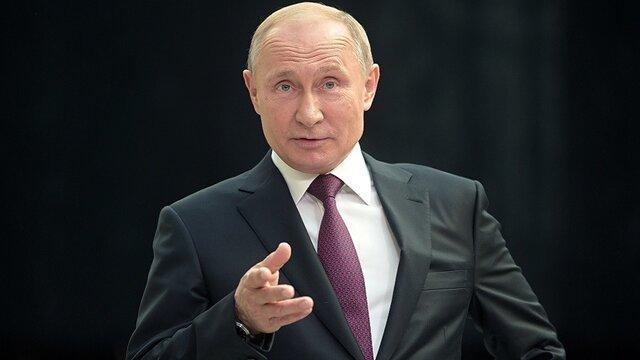 دستور پوتین برای تدارک پاسخ متقارن به آزمایش موشکی آمریکا