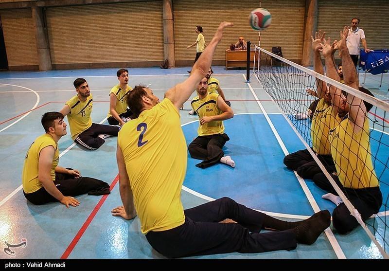 دعوت از 15 بازیکن به پنجمین مرحله اردوی تیم ملی والیبال نشسته