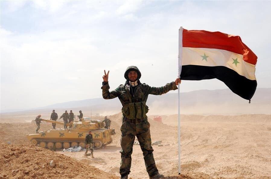 حماه آزاد شد ، ارتش سوریه نفس تروریست ها را برید