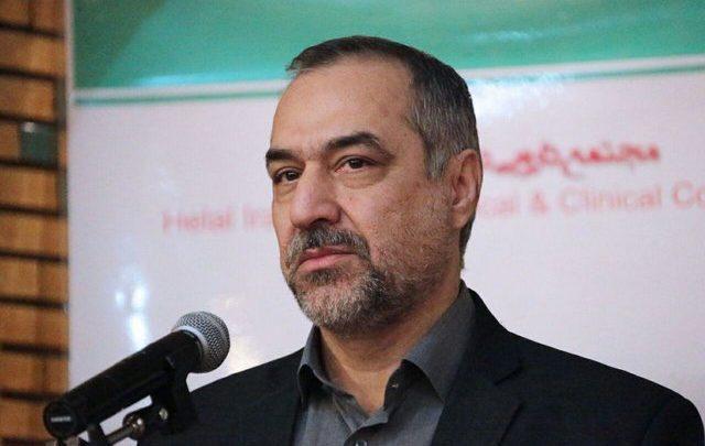 مدیر بازداشتی برکنار شد، صفاریه سرپرست سازمان تدارکات پزشکی هلال احمر