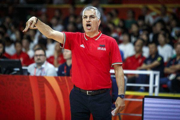 تمدید قرارداد سرمربی تیم ملی بسکتبال تا المپیک 2020