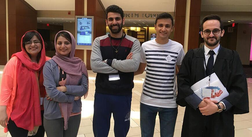 آمریکا از ورود 12 دانشجوی ایرانی جلوگیری کرد