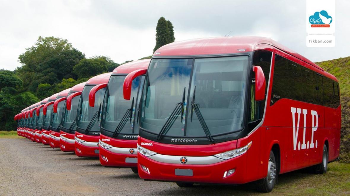 دلیل محبوبیت اتوبوس های VIP در بین مردم چیست؟