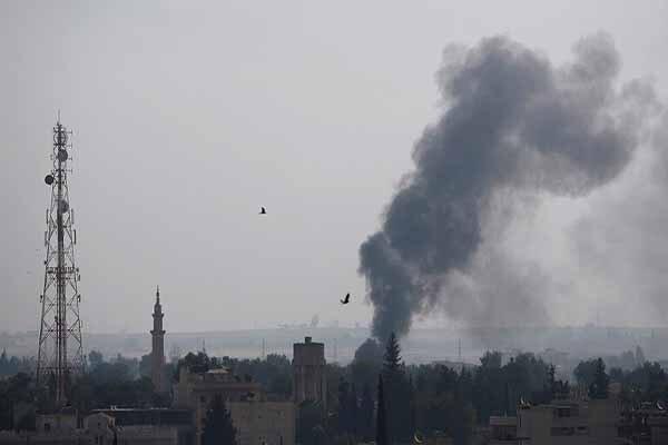 آمار تلفات طرفین در روز اول عملیات موسوم به چشمه صلح ارتش ترکیه