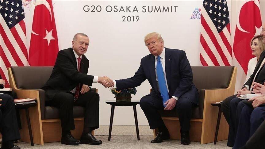 ترامپ در نامه توهین آمیزی به اردوغان پیشنهادهایی داد