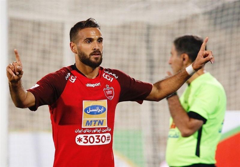 لیگ برتر فوتبال، صعود پرسپولیس به رده ششم جدول با شکست پیکان، بازگشت بعد از 2 باخت در شب سکوت