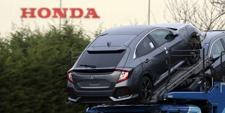 هوندا از خودروی ترکیبی رونمایی می کند