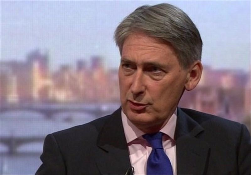انگلیس: امکان حمله هوایی به داعش در سوریه را در آینده آنالیز می کنیم