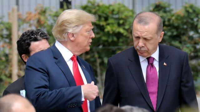 هشدار ترامپ به اردوغان برای خرید اس 400