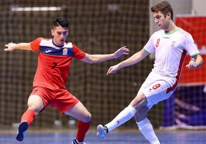 تورنمنت فوتسال مشهد با سه تیم برگزار می گردد