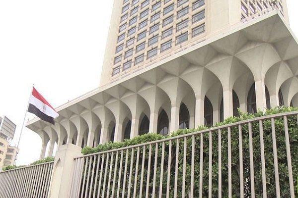ساختمان وزارت خارجه مصر تخلیه شد
