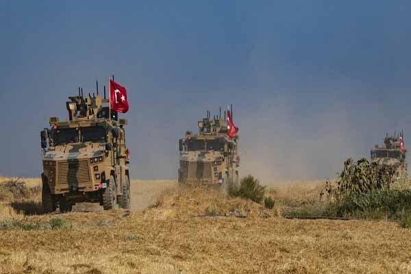 ایستهای بازرسی جدید ارتش ترکیه در سوریه