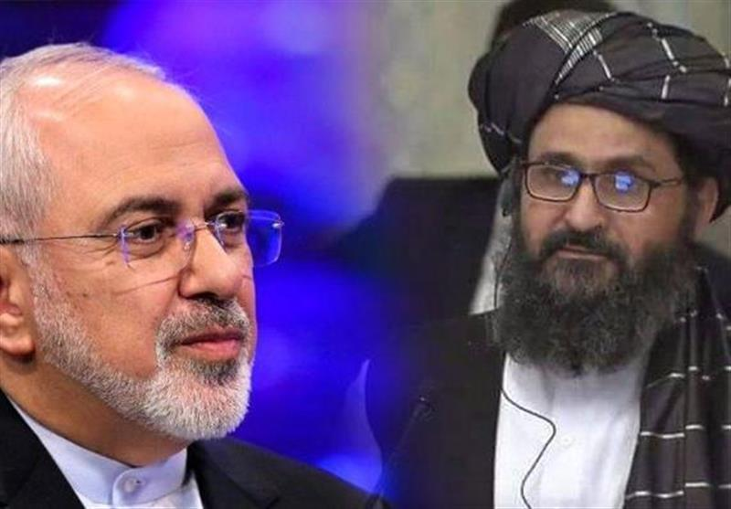 یادداشت، ملاقات ظریف و ملابرادر؛ گام صحیح ایران در راستا صلح افغانستان