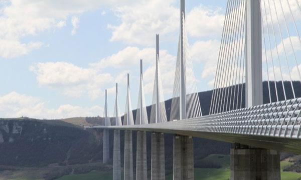 جرات ندارید روی این پل ها راه بروید! (2)