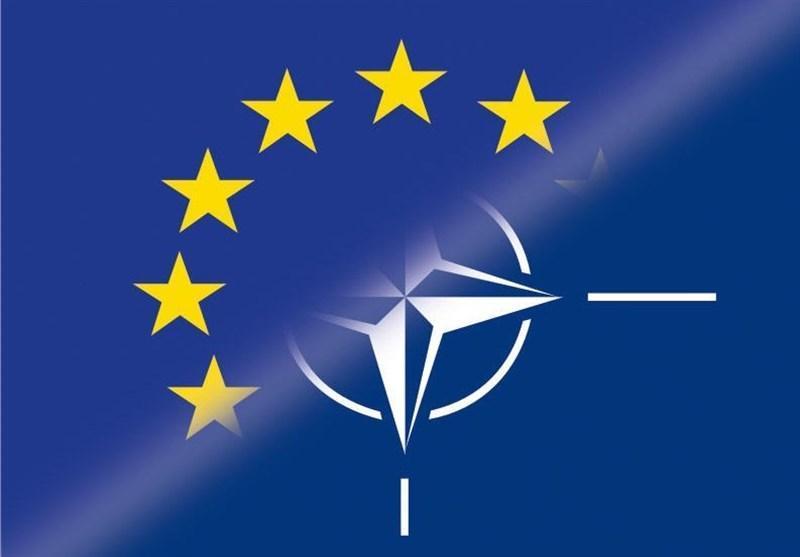 فاصله زیاد از حرف تا عمل در پروژه دفاع مشترک اروپایی
