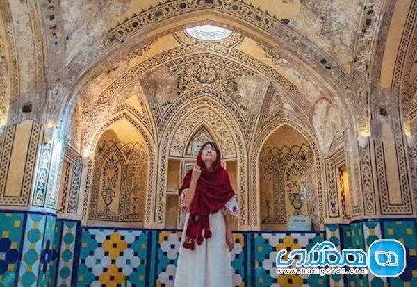 گردشگران چینی از سوی ایران بسته تشویقی دریافت می نمایند