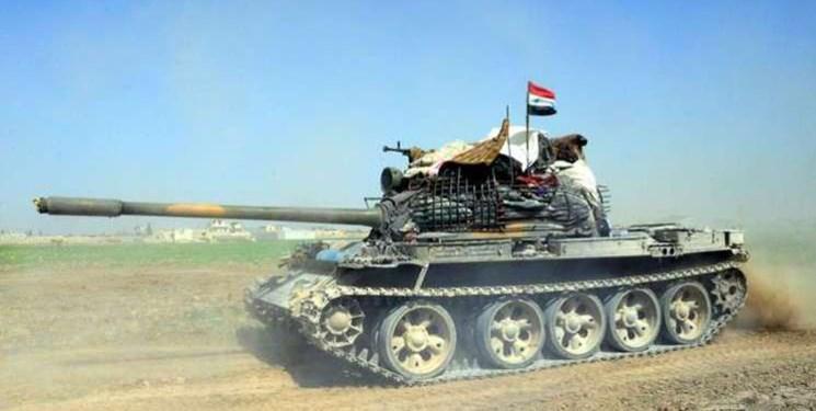ارتش سوریه خود را برای عملیاتی در استان ادلب آماده می کند