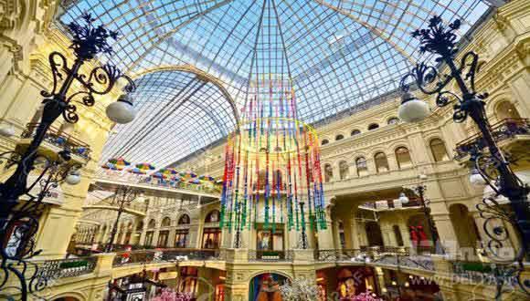 بازارهای مسکو ؛ زیبا اما گران!