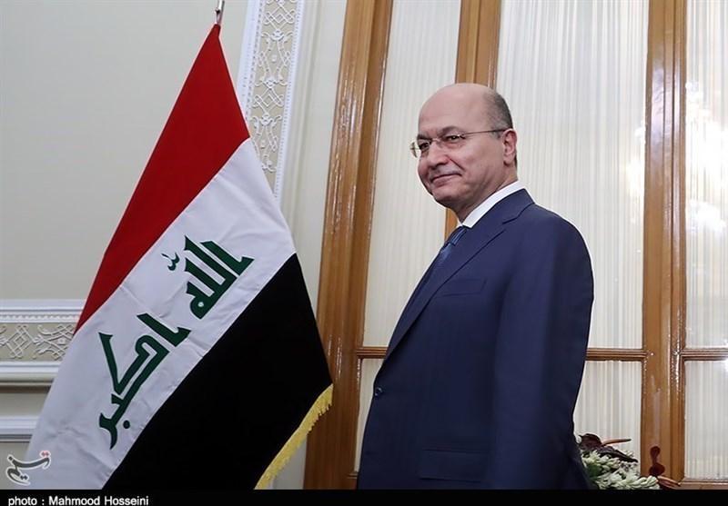 عراق، حدس ها درباره احتمال انتخاب نخست وزیر جدید، برهم صالح با ترامپ ملاقات می نماید