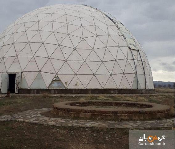 رصدخانه مراغه؛ نخستین شهر دانشگاهی جهان در آستانه نابودی!