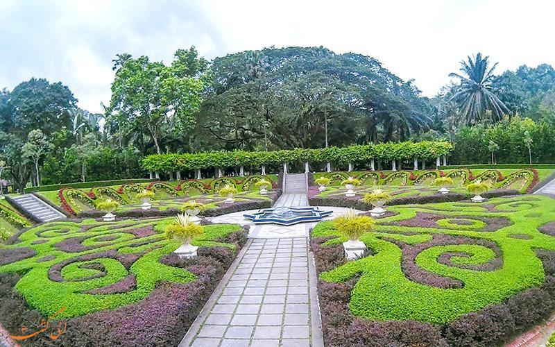 باغ گیاه شناسی پردانا، قدیمی ترین باغ وسیع در کوالالامپور