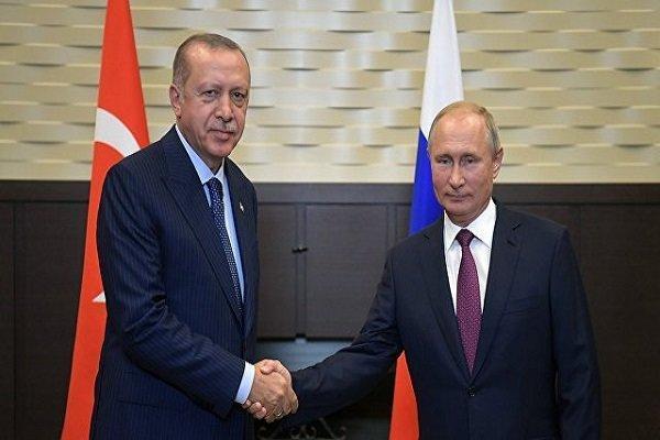 پوتین: اوضاع پرتنش ادلب مستلزم گفتگوی مستقیم آنکارا و مسکو است