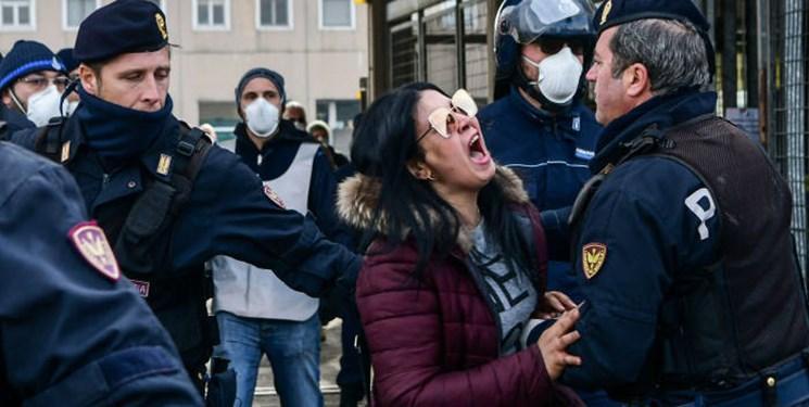 نخست وزیر ایتالیا: در تاریکترین اوقات کشور به سر می بریم