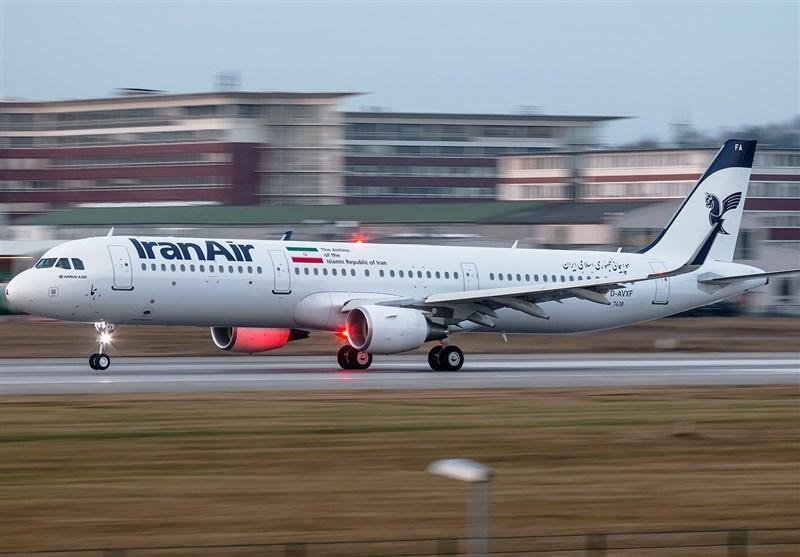پرواز های ایران ایر به مقاصد اروپایی تا اطلاع ثانوی تعلیق شد