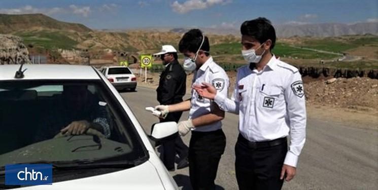 کنترل خودروهای غیربومی در مبادی ورودی آذربایجان شرقی