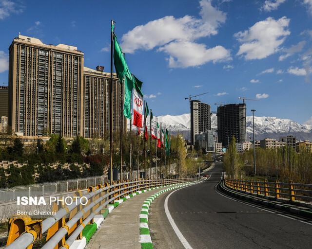 تداوم هوای پاک در تهران