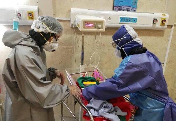 کرونا ، غربالگری 99 درصد از مادران باردار شیروانی