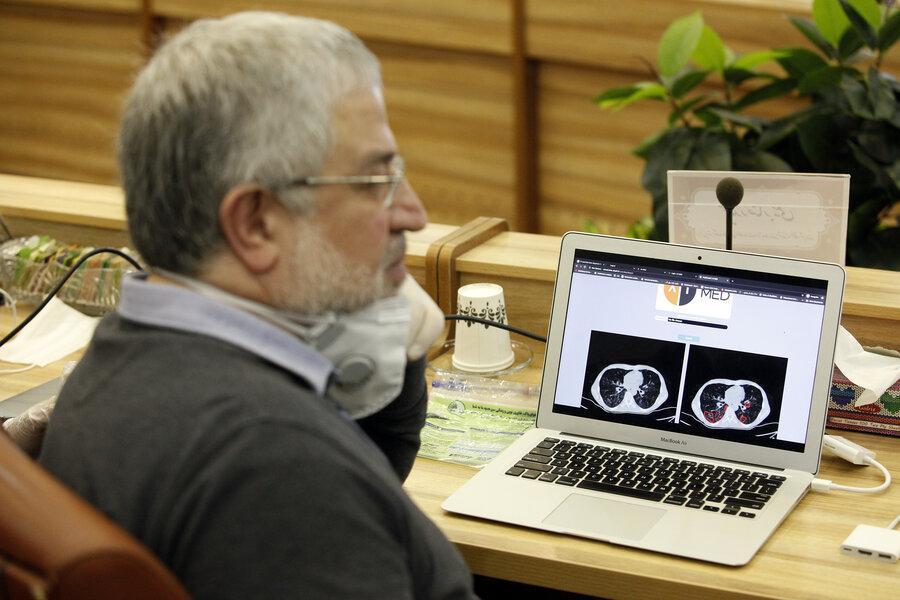 سامانه ایرانی تشخیص کرونا در 2 دقیقه