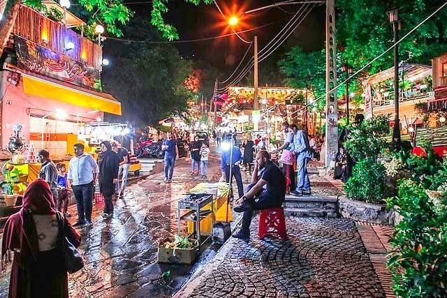 تهران گردی در زمستان کجا بریم خوش بگذره ؟