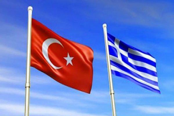 تداوم تنش در روابط میان ترکیه و یونان