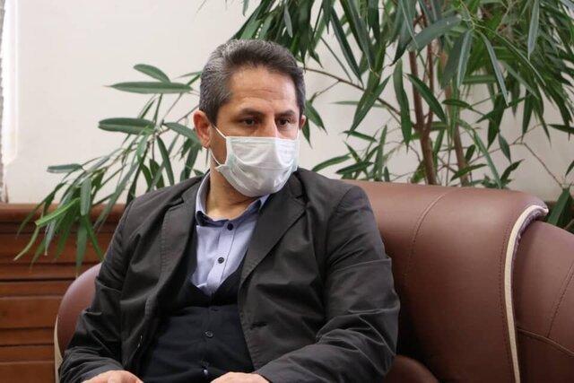 شروع به کار شهردار تبریز پس از بهبودی