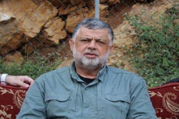 فرمانده جهادی مقاومت لبنان درگذشت